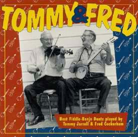 Tommy & Fred CD Old Time Music